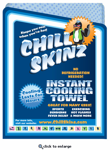 Chill Skinz PVA Cooling Towel - Large