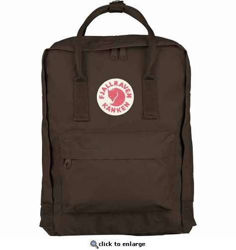 FjallRaven Kanken Backpack - Brown