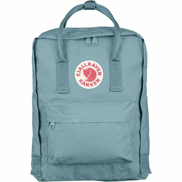 73f0d24c79e64 FjallRaven Kanken Backpack - Sky Blue - The Warming Store