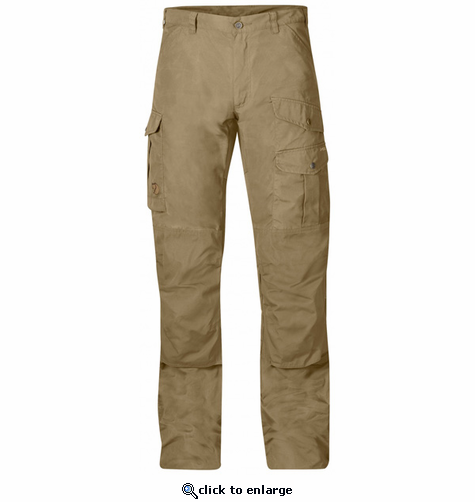 FjallRaven Men's Barents Pro Trousers - Sand/Sand