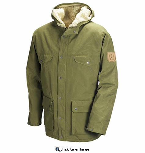 FjallRaven Men's Greenland Winter Jacket - Green
