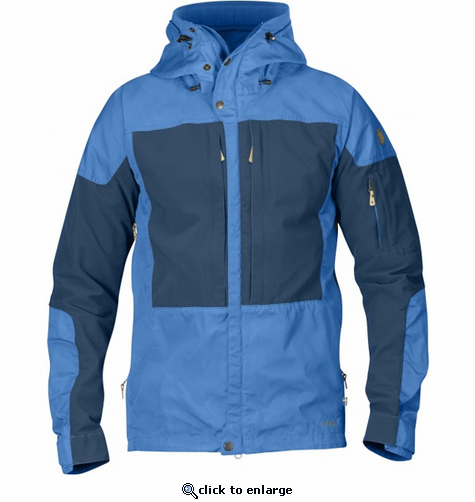 FjallRaven Men's Keb Jacket - UN Blue