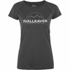 FjallRaven Women's Abisko Trail T-Shirt Print