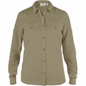 FjallRaven Women's Abisko Vent Shirt Long-Sleeve