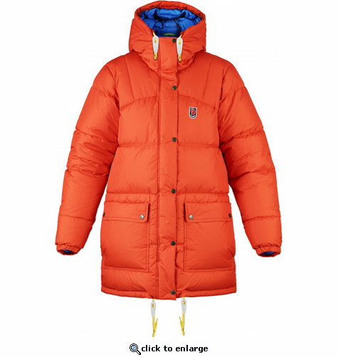 Fjallraven Women S Expedition Down Jacket The Warming Store