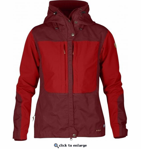 FjallRaven Women's Keb Jacket - Ox Red
