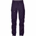FjallRaven Women's Keb Trousers Regular - Alpine Purple
