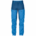 FjallRaven Women's Keb Trousers Regular - UN Blue