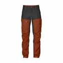 FjallRaven Women's Keb Trousers Short - Autumn Leaf