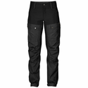 FjallRaven Women's Keb Trousers Short - Black