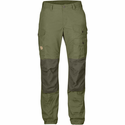 FjallRaven Women's Vidda Pro Trousers Regular - Green/Tarmac