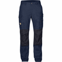 FjallRaven Women's Vidda Pro Trousers Regular - Storm/Night Sky