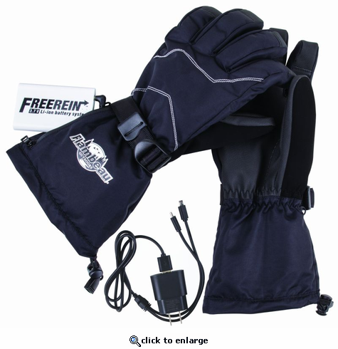 Flambeau Heated Gloves Synthetic Palm
