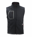 Gerbing Gyde Torrid Heated Softshell Vest, Black - 7V Battery