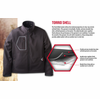 Gerbing Gyde Torrid Heated Softshell Jacket - 7V Battery