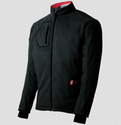 Gerbing Heated Fleece Jacket, Black - 7V Battery