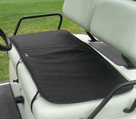 gerbing 39 s heated golf cart seat cover the warming store. Black Bedroom Furniture Sets. Home Design Ideas