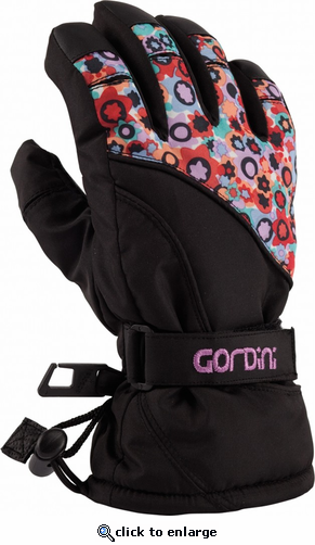 Gordini Childrens Tots Prima III Printed Gloves