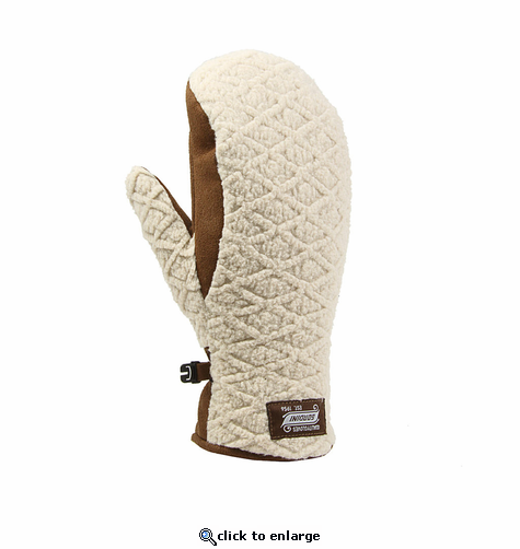 Gordini Womens Argyle Mitt