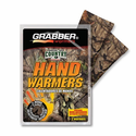 Grabber 7+ Hour Camo Hand Warmers - 40 Pair Box