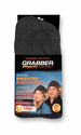 Grabber Heated Sweater Fleece Cap