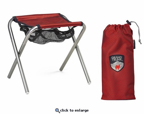 Grand Trunk Collapsible Micro Camp Stool The Warming Store