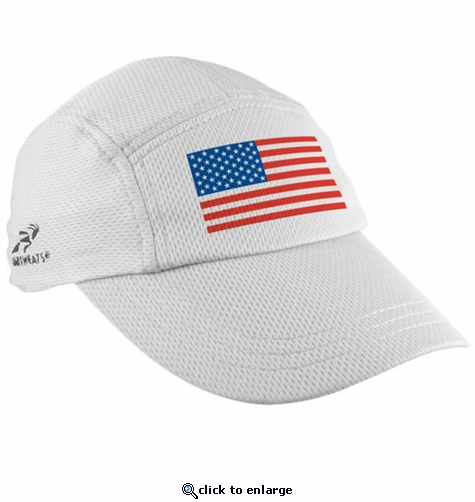 36a7d2aa9ac Headsweats USA Flag Race Hat - The Warming Store