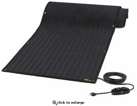 HeatTrak Industrial Snow Melting Walkway Mats 36