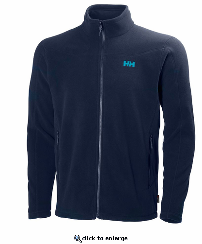 Helly Hansen Men's Velocity Fleece Jacket - Evening Blue