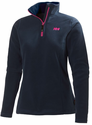 Helly Hansen Women's Daybreaker Half Zip Fleece Jacket - Evening Blue