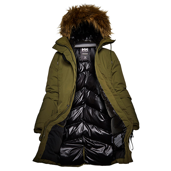 The North Face Womens Wyntur Parka Jacket