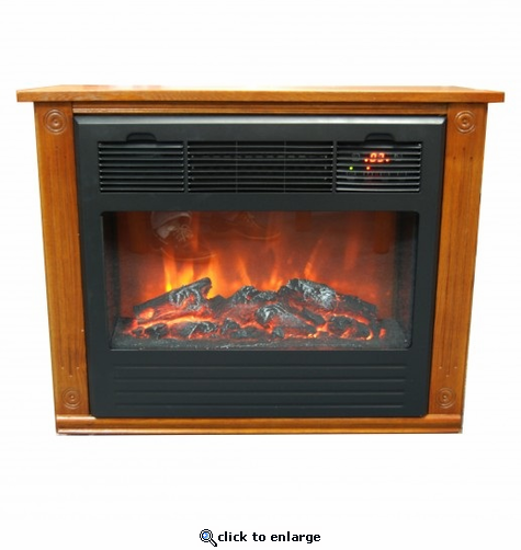 Home Innovations Infrared Fireplace