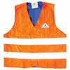 HyperKewl Evaporative Cooling Vest - Traffic Safety ANSI Class II Compliant