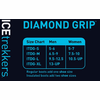 IceTrekkers Diamond Grip Ice Traction