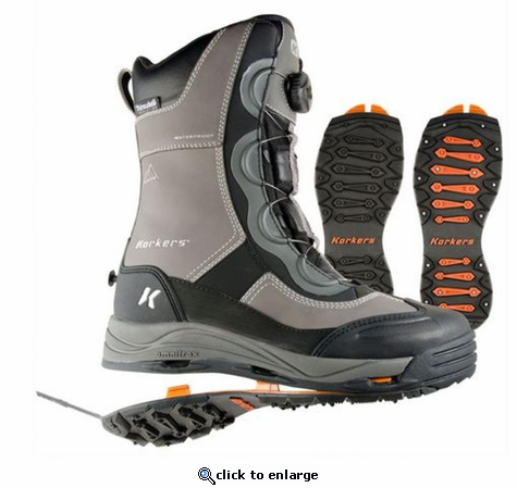 Korkers IceJack Boa Winter Boots