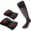 Lenz 1.0 Slim Fit Heated Socks w/rcB 1200