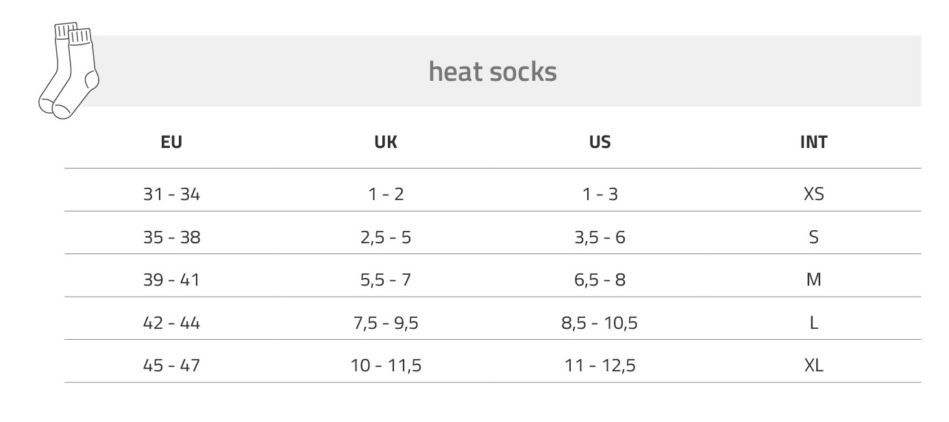 Lenz 50 heated sock w heated toe cap the warming store nvjuhfo Image collections