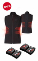 Lenz Heat Vest 1.0 for Women w/ rcB 1800