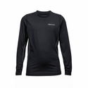 Marmot Boy's Kestrel Long-Sleeve Crew