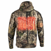 Milwaukee Performance 12V Mossy Oak Camo Heated Hoodie with Front & Back Heating
