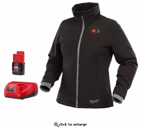 Milwaukee M12 Heated Women S Jacket Kit The Warming Store