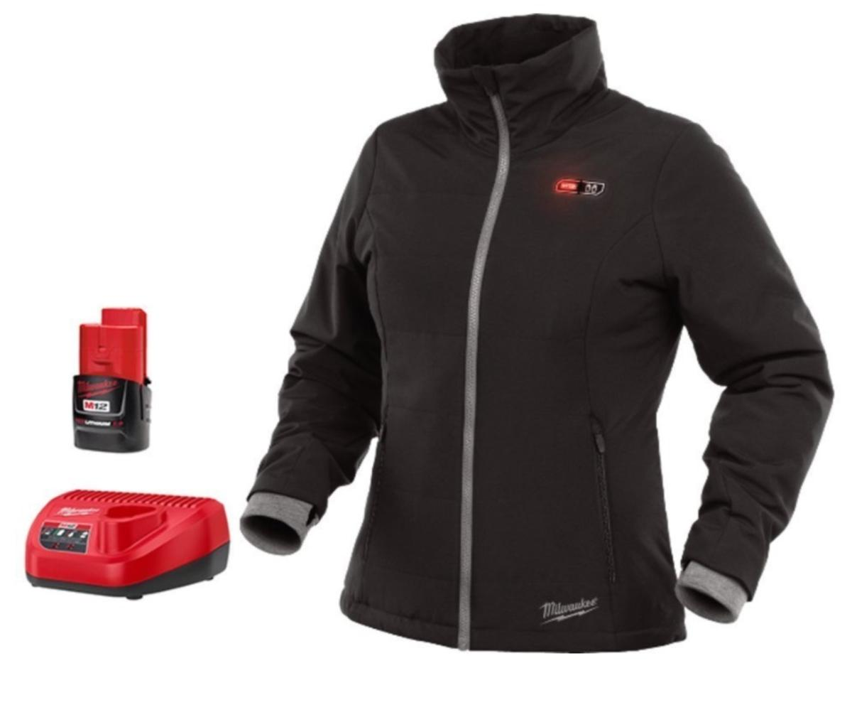 0f4f3c095cafc Milwaukee M12 Heated Women's Jacket Kit - The Warming Store