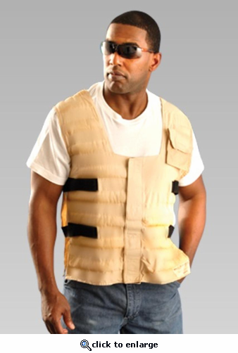 MiraCool Cooling Vests with Cooling Crystals