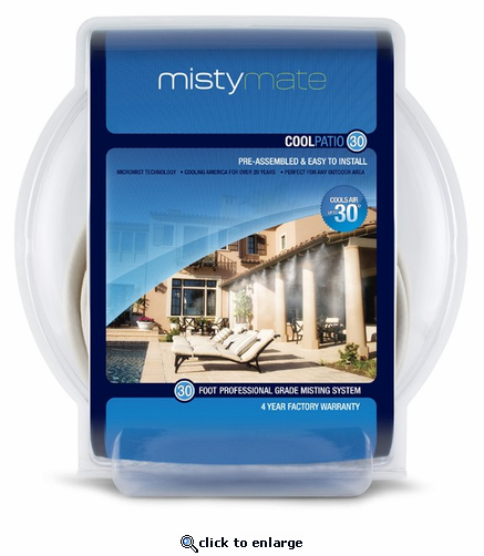 misty mate cool patio 30 misting system - Patio Misting System