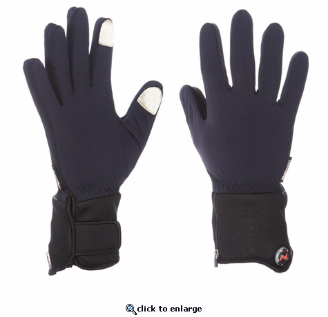 Mobile Warming 7.4V Unisex Heated Gloves Liners