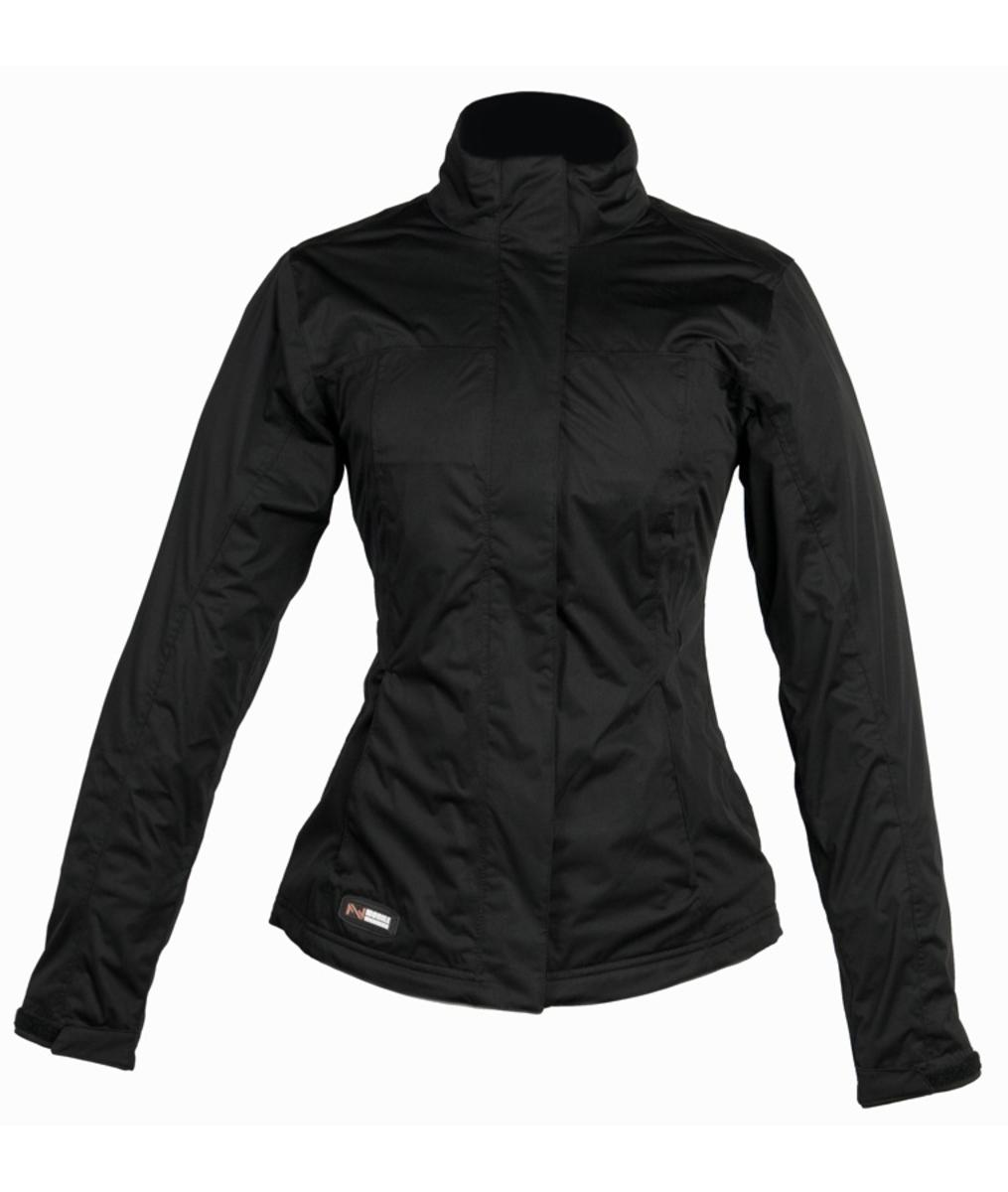 Womens Heated Clothing >> Mobile Warming Womens Heated Golf Rain Jacket The Warming Store