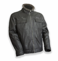 MycCore Control Heated Bomber Jacket - Black