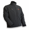 My Core Control Men's Battery Heated Softshell Jacket - Black