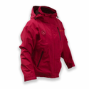 My Core Control Women's Battery Heated Ski Jacket � Red