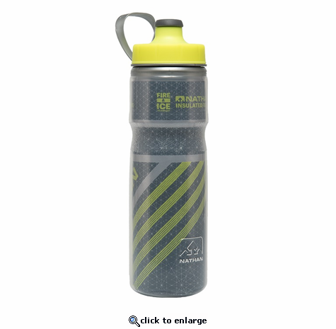 Nathan Fire & Ice 20oz/600mL Hydration Bottle